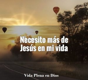 Nesecitamos mas de Dios Nesecitamos mas de Dios 14031629 255316294866959 809556762 n