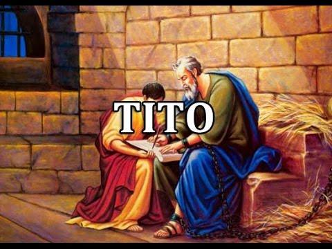 tito tito Tito 1 Timoteo 6 El peligro del amor al dinero 1