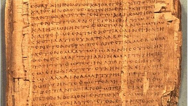 Antiguo Testamento  antiguo testamento Antiguo Testamento Papyrus 66 GA