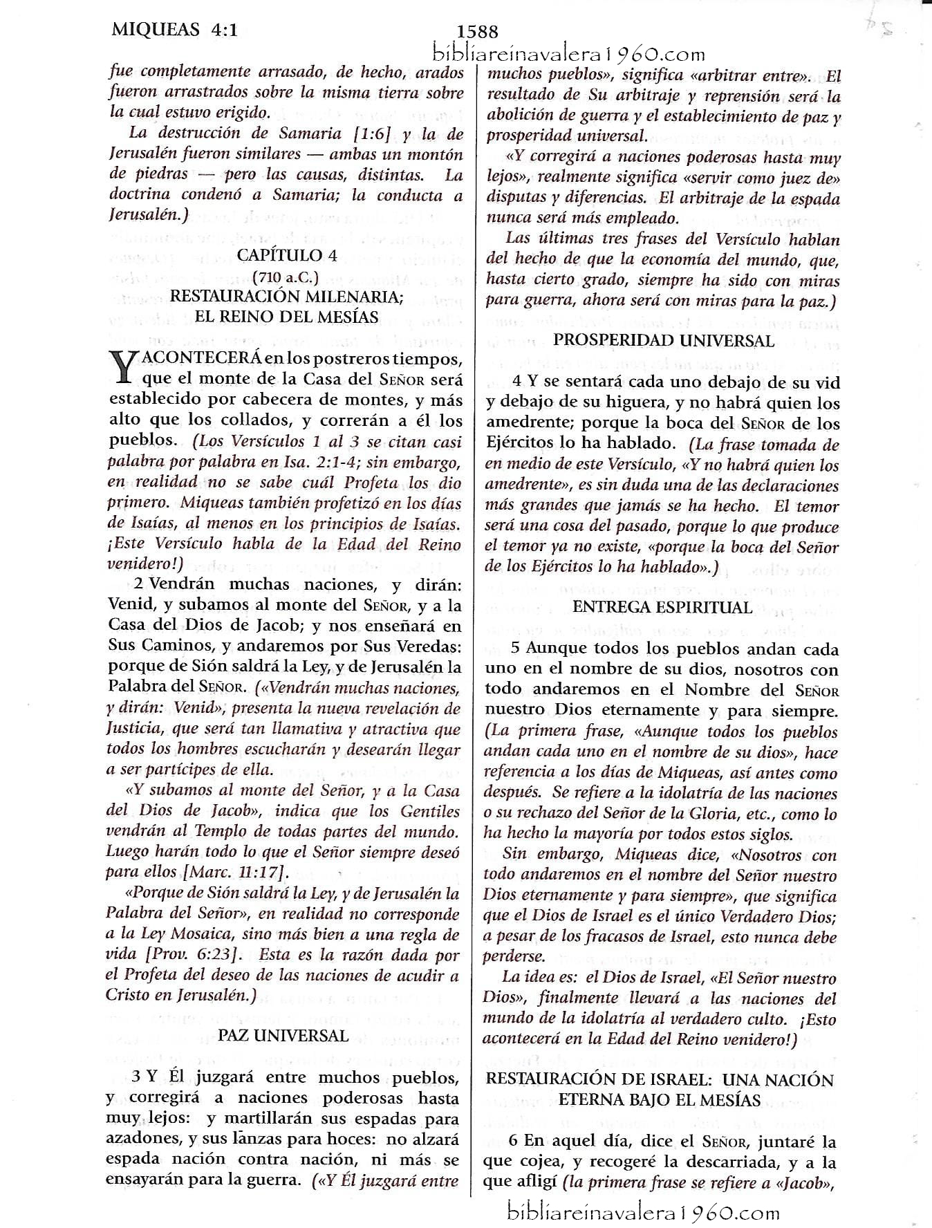 miqueas 3 explicacion 1588