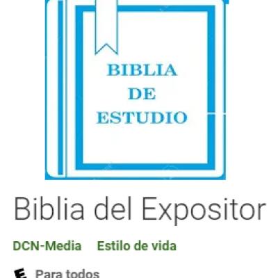Biblia de Estudio del Expositor, Aplicacion Para tu Celular